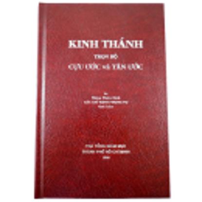 Picture of Kinh Thanh Tron Bo Cuu Uoc & Tan Uoc