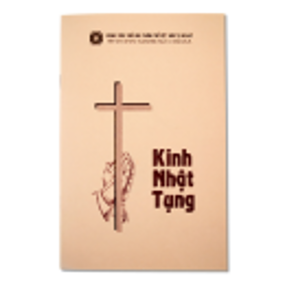 Picture of Sach Kinh Nhat Tung